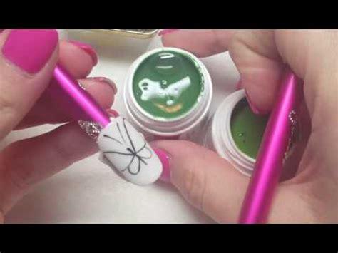 nail fiore strisciato nail gel fiore con tecnica strisciato doovi