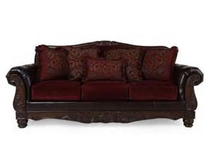 mathis brothers living room furniture ash c 8240238 ashley weslynn place sofa mathis