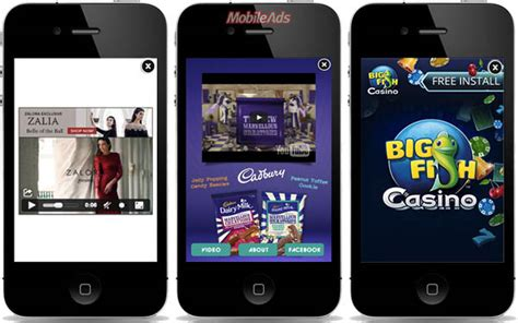 Format Video Mobil | best mobile ad formats and sizes for display ad caigns