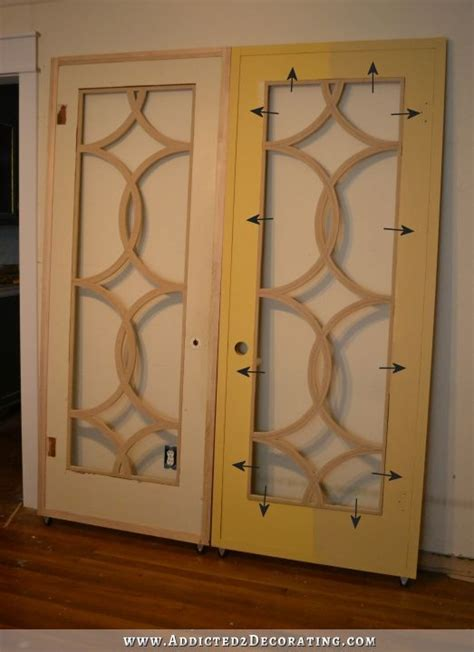 diy interior barn door diy barn door style doors with a twist hometalk