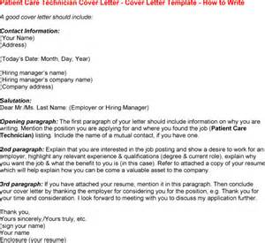 patient care technician cover letter 10 best images of formal letter for patient care