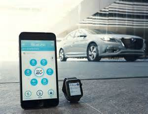 remote start a hyundai from apple via blue link