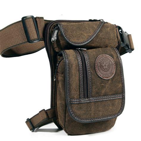 New Tas Bag Waist Bag Waistbag Army Tactical new s canvas drop leg bag waist pack belt hip bum tactical motorcycle multi