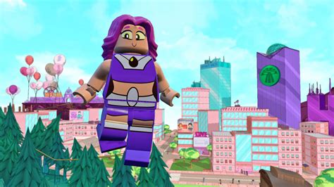 Cypher City Tales lego dimensions welcomes the powerpuff