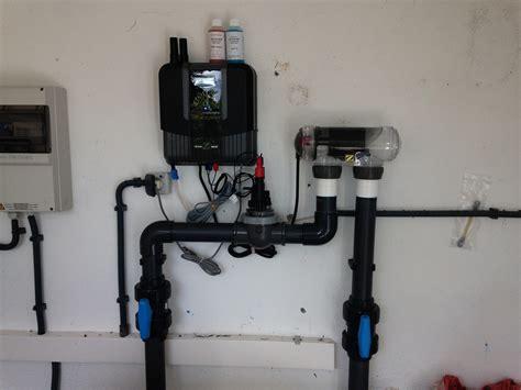 installation de installation traitement eau de piscine service roussillon
