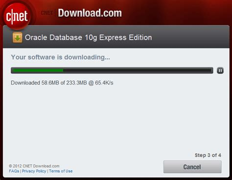 tutorial oracle database 10g express edition instalaci 243 n de oracle database 10g express edition