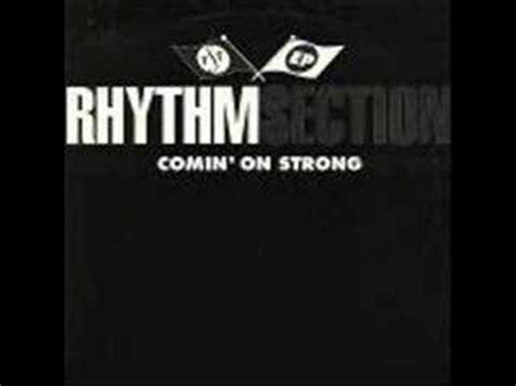 rhythm section want ad rhythm section emotion youtube