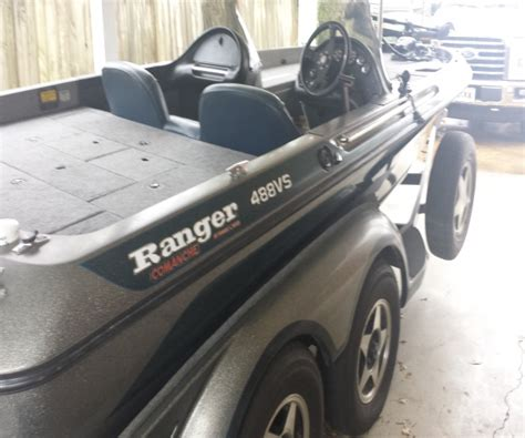 boats for sale in ms 1996 ranger 488vs comanche fishing boat for sale in