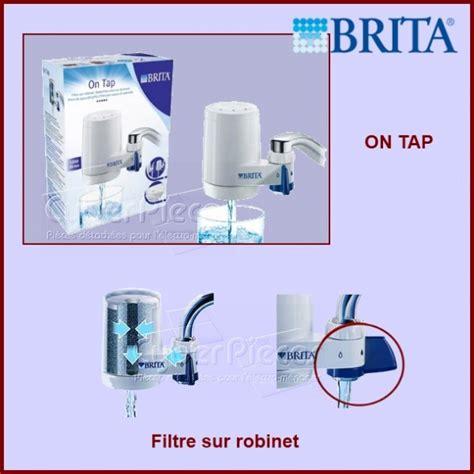 filtre brita pour robinet filtre de robinet brita on tap system 229100 pour produits