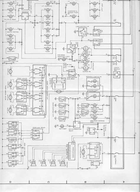 celica wiring diagram 1984 - Toyota Nation Forum : Toyota