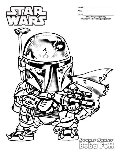Lego Boba Fett Coloring Page by Jango Fett Coloring Coloring Pages