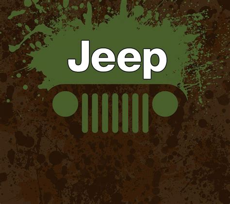Jeep Wrangler Logo Jeep Logo Wallpapers Wallpaper Cave