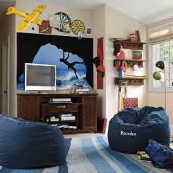 Boy room design ideas show well expressed teenage bedroom decor