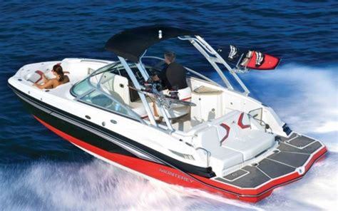 monterey boats m3 2015 monterey m3 tests news photos videos and