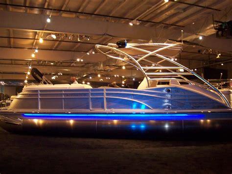 Pontoon Lights by 2013 Bennington Q25 Series Pontoon Boat With Tower Boats