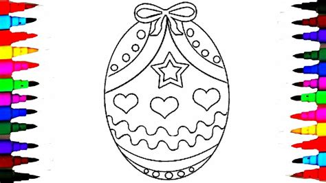 big coloring books coloring pages easter egg coloring book