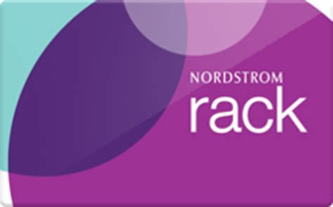Nordstroms Rack Gift Card - buy nordstrom rack in store only gift cards raise