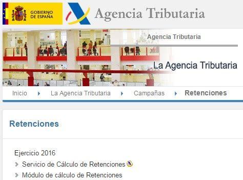 calculadora de nmina 2016 venezuela c 243 mo calcular las retenciones del irpf de tu n 243 mina en 2016