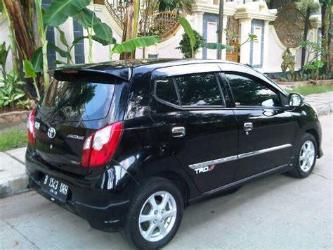 New Toyota Agya 1 0 G A T Kaskus toyota agya g 1 0cc trd automatic th 2014 mobilbekas