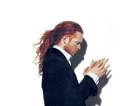 red hair singer male 2015 simply red fairground one a day