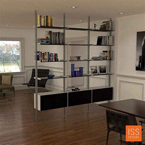 31 Creative Ideas Using Shelving As A Room Divider Room Divider With Shelves