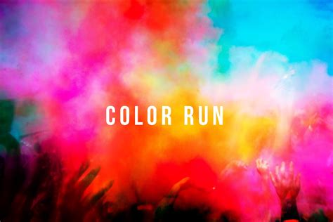 color run pictures to host 5k color run navajo health foundation