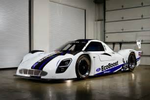 new race car ford prototype ecoboost powered race car unveiled