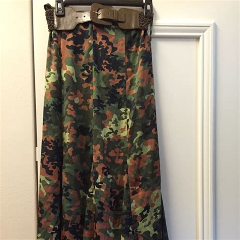 22 forever 21 dresses skirts camouflage maxi