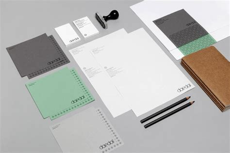 identity architects daedal architecture brand identity by mike collinge