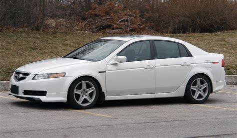 2005 Acura Tl Reliability acura tl 2004 2008 problems reliability fuel economy specs