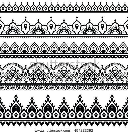 indian henna tattoo vector best 25 indian henna designs ideas on wedding