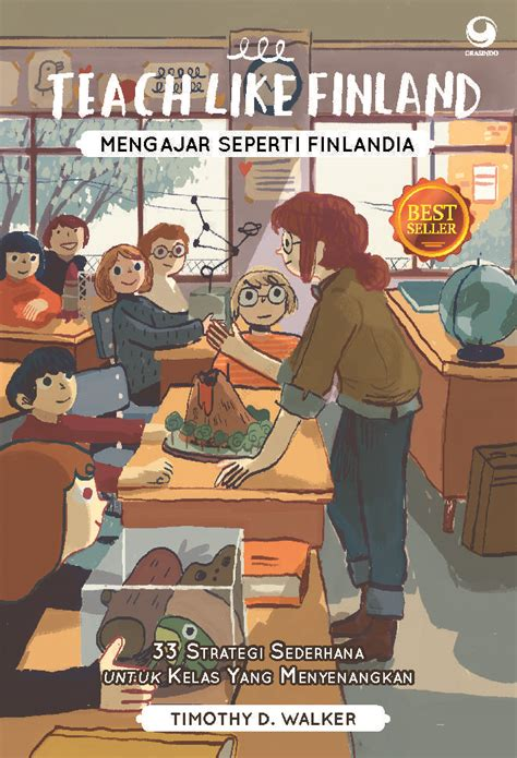 Teach Like Finlandia Timothy D Walker jual buku teach like finland oleh timothy d walker