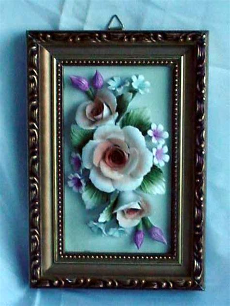 Handmade Ceramic Photo Frames - pottery handmade painting ceramic porcelain frame
