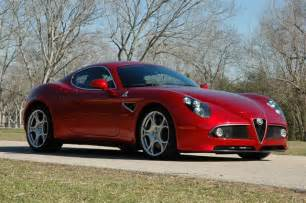 Alfa Romeo For Sale On Ebay Three Alfa Romeo 8c Competizione For Sale On Ebay