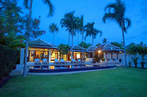 3 bedroom villa koh samui koh samui villa rental samui island villas