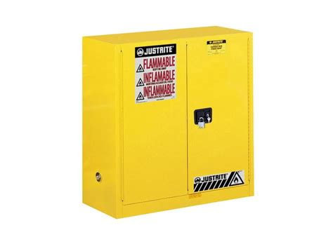Flammable Storage Cabinet Flammable Storage Cabinet 30 Gallons Cb893000jr Usasafety