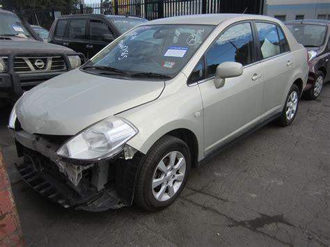 nissan sedan 2008 nissan tiida c11 sedan 2008 wrecking