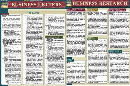 Business Letters Ebook Quickstudy Business Business Letters And Research
