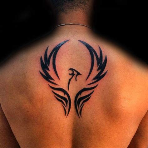 upper back tribal tattoos for men best 25 wing ideas on mens arm