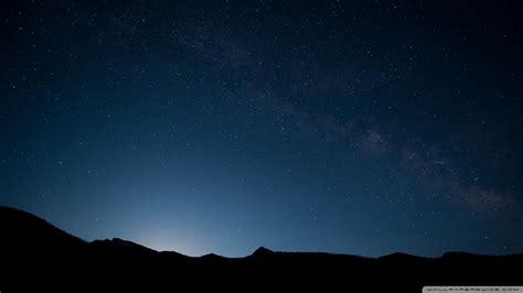 night sky ultra hd desktop background wallpaper   uhd