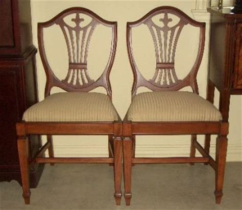 identifying antique wooden dining chairs a photo guide to antique chair identification dengarden