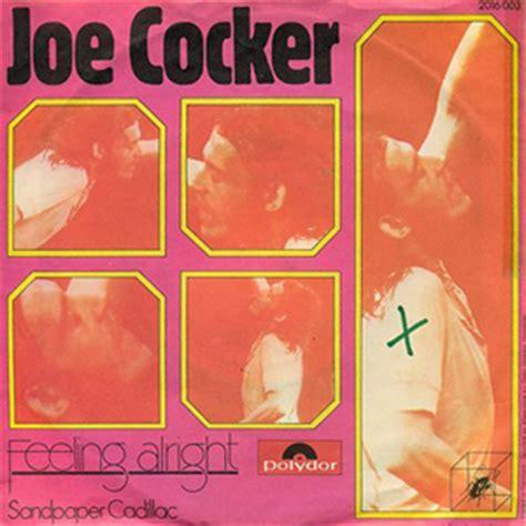 feeling alright joe cocker site sur le chanteur anglais actualit 233 s