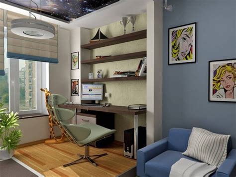Comfort Study by 52 Cool Study Desk Design Ideas In Bedrooms Home