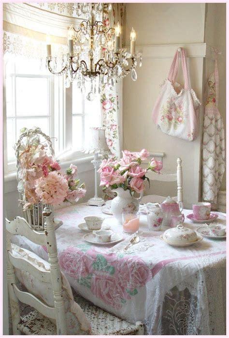 Time Table Proves Time Is Always In Style by I Fiori Nella Cucina Shabby Chic Idee Per Arredare Con