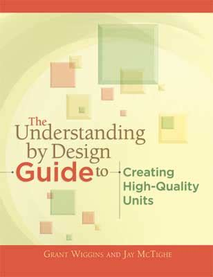 Understanding By Design Guide To Creating High Quality Units Understanding By Design Template