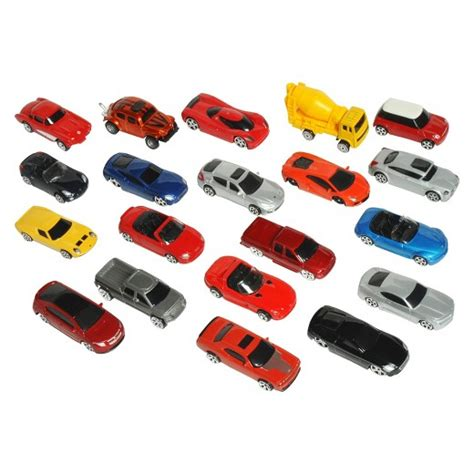 Maisto Fresh Metal by Maisto Fresh Metal Twenty 20 Pack Collectible Set Of Cars