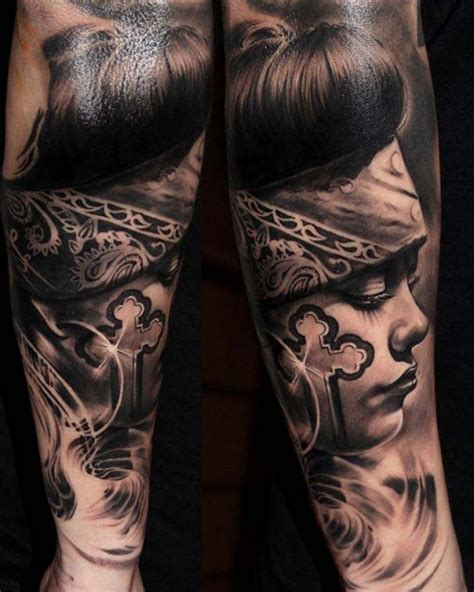 chicano sleeve tattoo designs chicano design best ideas gallery