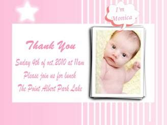 Invitation Letter Format For New Born Baby how to make new born baby s invitation card