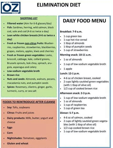 Elimination Diet Detox Phase by 30 Best Hcg Weight Loss 500 Calorie Diet Recipes Images On
