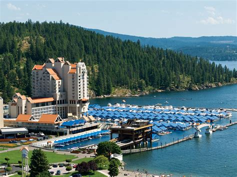 Coeur D Alene Resort Room Prices by Coeur D Alene Resort In Coeur D Alene Idaho 1 800 844 3246